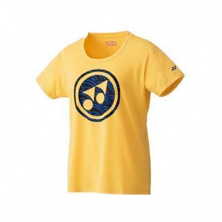 Yonex Damen T-Shirt gelb
