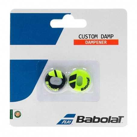 Babolat Custom Dämpfer gelb-schwarz
