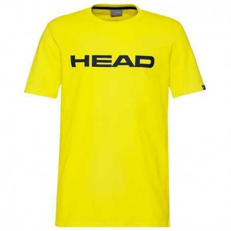 Head Club Ivan T-Shirt Junior gelb-dunkelblau