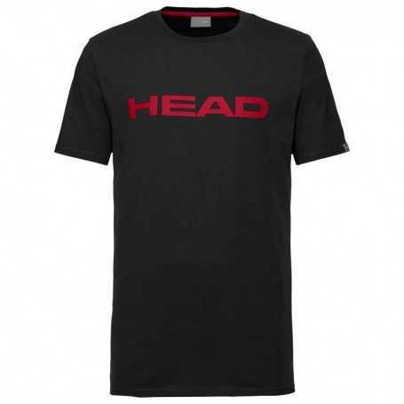 Head Club Ivan T-Shirt Junior schwarz-rot