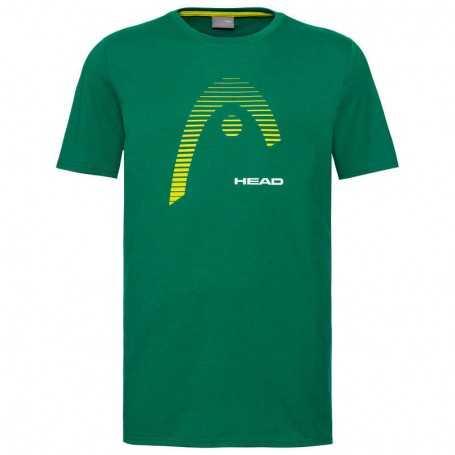 Head Club Carl T-Shirt Junior grün