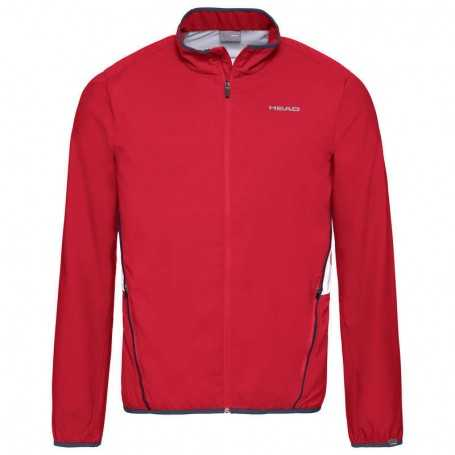 Head Club Jacke Boys rot