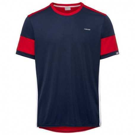 Head Vision Volley T-Shirt Boys dunkelblau-rot