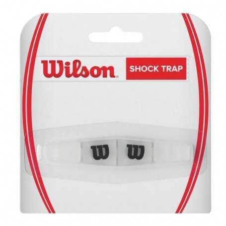 Wilson Shock Trap Dämpfer transparent-schwarz