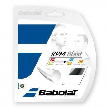 Babolat RPM Blast Set 12m 1,30mm schwarz Besaitungsset