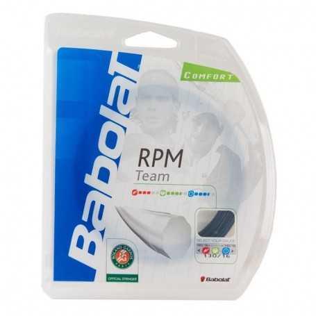 Babolat RPM Team Set 12m 1,30mm schwarz Besaitungsset