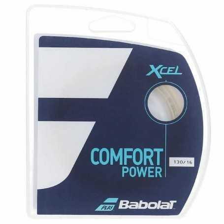 Babolat Xcel Set 12m 1,30mm natural Besaitungsset
