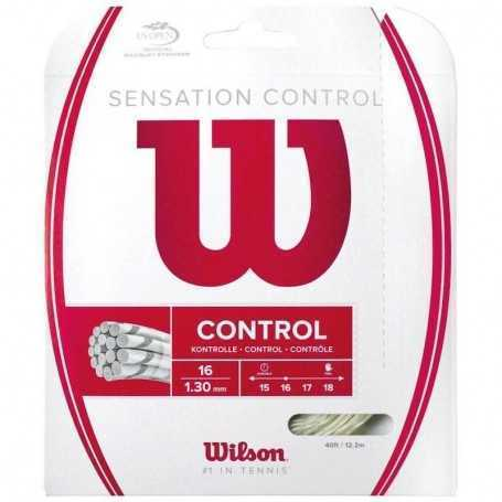 Wilson Sensation Control Set 12,20m 1,30mm natural Besaitungsset