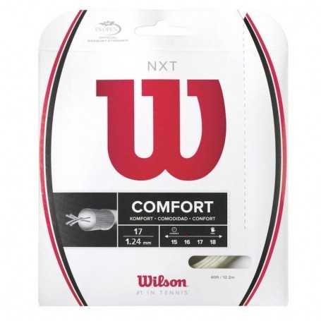 Wilson NXT Set 12,20m 1,24mm natural Besaitungsset