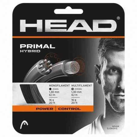 Head Primal Set 12,00m 1,30mm anthrazite Besaitungsset