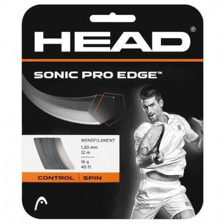 Head Sonic Pro Edge Set 12,00m 1,30mm anthrazite Besaitungsset