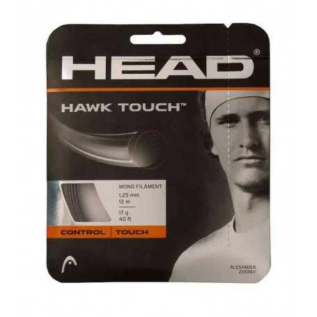 Head Hawk Touch Set 12,00m 1,25mm anthrazite Besaitungsset