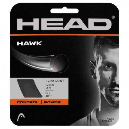 Head Hawk Set 12,00m 1,25mm grau Besaitungsset
