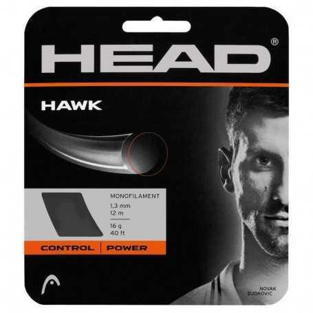 Head Hawk Set 12,00m 1,30mm grau Besaitungsset