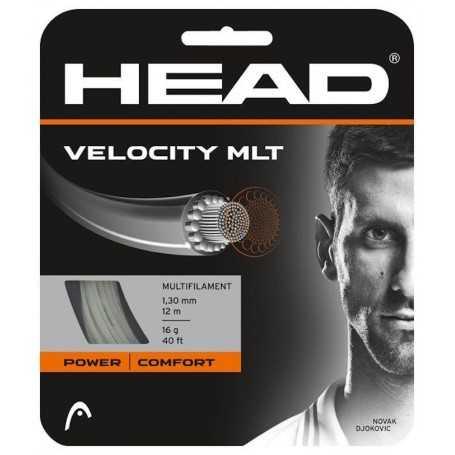 Head Velocity MLT Set 12,00m 1,25mm natural Besaitungsset