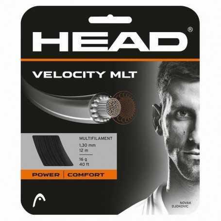 Head Velocity MLT Set 12,00m 1,30mm schwarz Besaitungsset
