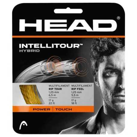 Head Intellitour Set 12,00m 1,30mm natural Besaitungsset