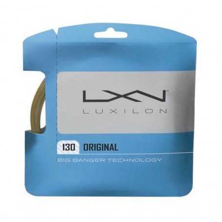 Luxilon BB Original Set 12,00m 1,30mm natural Besaitungsset