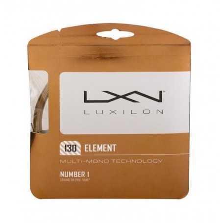 Luxilon Element Set 12,00m 1,30mm bronze Besaitungsset