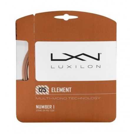Luxilon Element Set 12,00m 1,25mm bronze Besaitungsset
