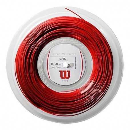 Wilson Revolve Twist Rolle 200m 1,30mm rot