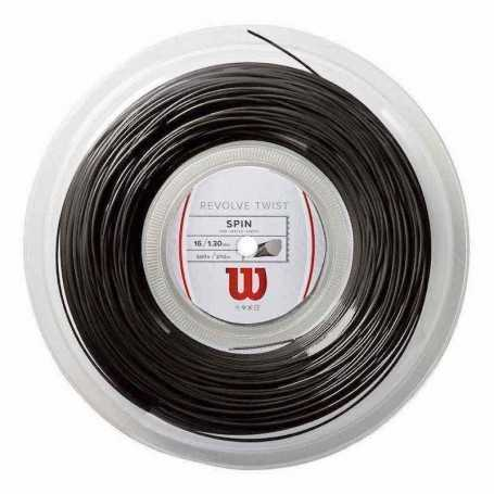 Wilson Revolve Twist Rolle 200m 1,30mm grau
