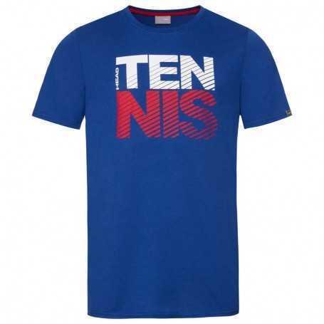 Head Club Chris T-Shirt Herren royal