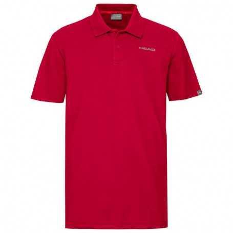 Head Club Björn Polo Shirt Herren rot