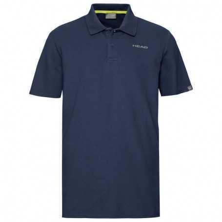 Head Club Björn Polo Shirt Herren dunkelblau
