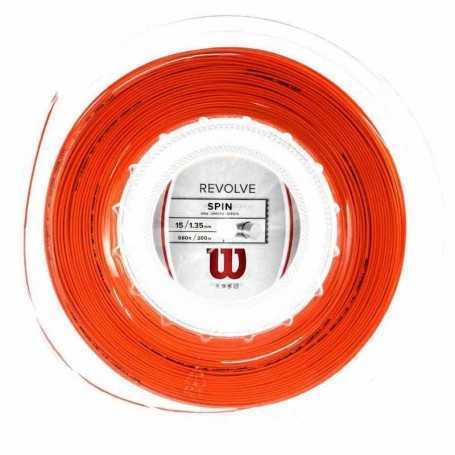 Wilson Revolve Rolle 200m 1,35mm orange