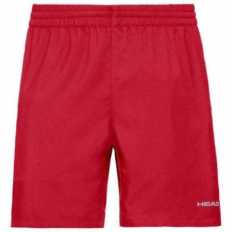 Head Club Shorts Herren rot