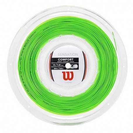 Wilson Sensation Rolle 200m 1,30mm neongrün
