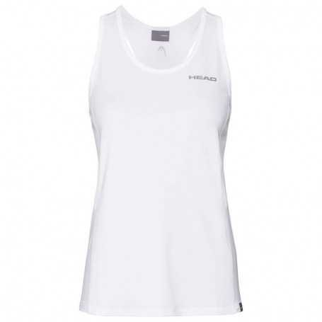 Head Club Tank Top Damen weiss