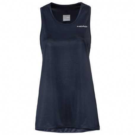 Head Club A-Line Shirt Damen dunkelblau