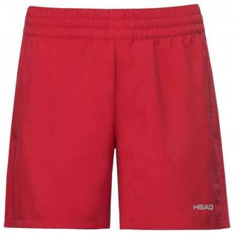 Head Club Shorts Damen rot