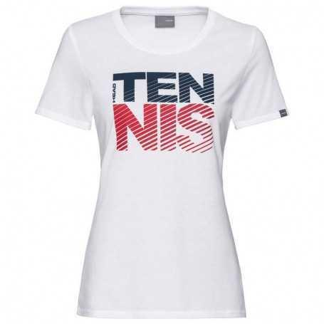 Head Club Lisa T-Shirt Damen weiss