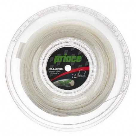 Prince Synthetic Gut Duraflex Rolle 200m 1,30mm weiss