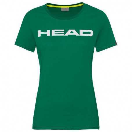 Head Club Lucy T-Shirt Damen grün-weiss