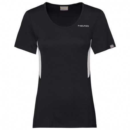 Head Club Tech T-Shirt Damen schwarz