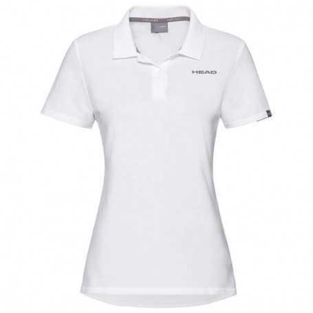 Head Club Mary Polo Shirt Damen weiss