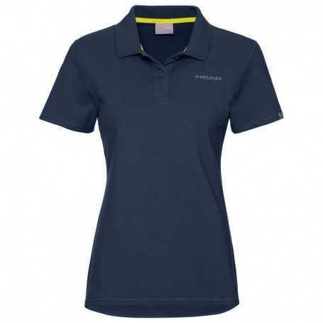 Head Club Mary Polo Shirt Damen dunkelblau