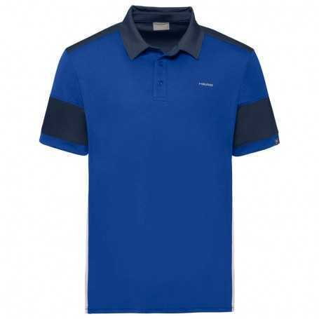Head Vision Ace Polo Shirt Herren royal-dunkelblau