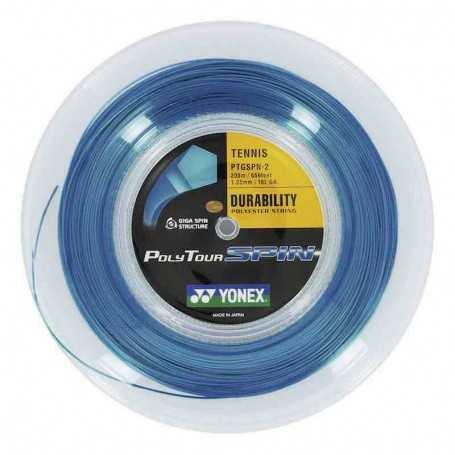 Yonex Poly Tour Spin Rolle 200m 1,25mm blau
