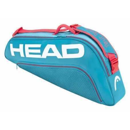 Head Tour Team X3 Pro Tennistasche blau-pink