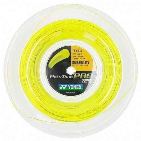 Yonex Poly Tour Pro Rolle 200m 1,25mm gelb