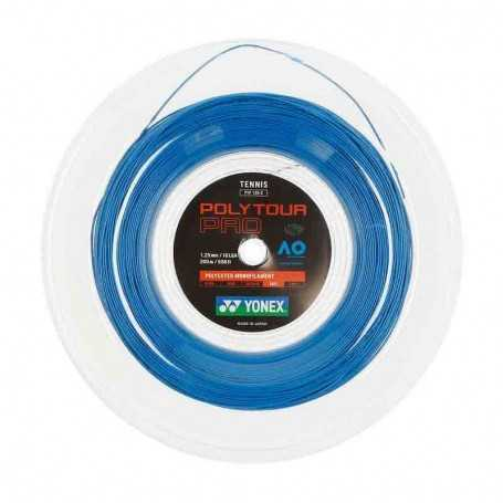 Yonex Poly Tour Pro Rolle 200m 1,25mm blau