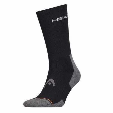 Head Socken Crew Athletes lang 1er schwarz
