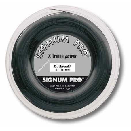 Signum Pro Outbreak Rolle 200m 1,18mm anthrazit