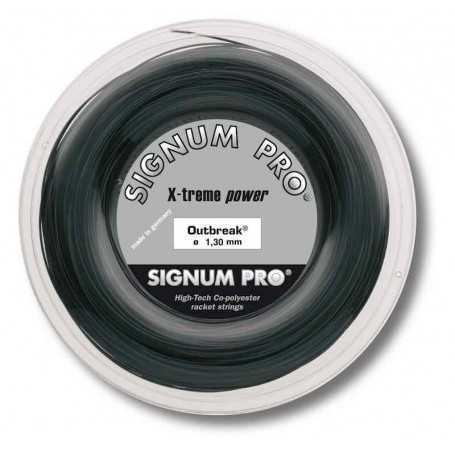 Signum Pro Outbreak Rolle 200m 1,30mm anthrazit