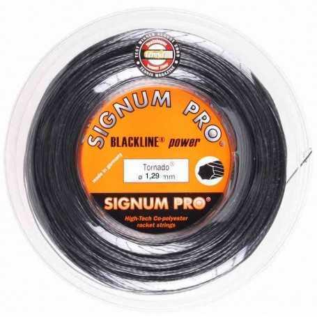 Signum Pro Tornado Rolle 200m 1,29mm schwarz